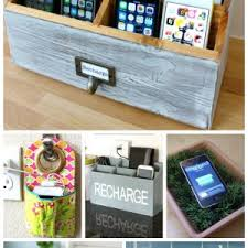 Build A Charging Station 40 Best Diy Charging Station Ideas Easy Simple U0026 Unique Page