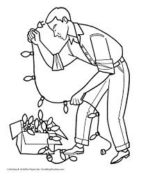 coloring pages of christmas stuff 520748