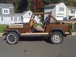 1987 jeep wrangler yj ahavg 1987 jeep yj specs photos modification info at cardomain