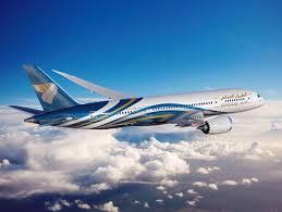 747 Dreamliner Interior Fleet Information Oman Air