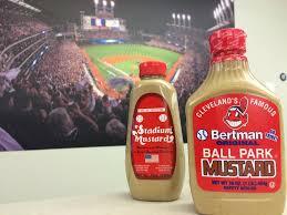 stadium mustard stadium mustard vs park mustard which do cleveland indians