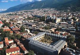 Ottoman Empire Capital Bursa The Capital Of The Ottoman Empire Turkish