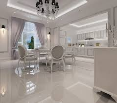 Kitchen Ceramic Floor Tile Kitchen All White Kitchen Floor Flooring Ideas Plan Tool