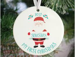 personalised ornaments ornaments