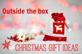 outside the box christmas gift ideas tahlia meredith