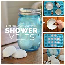 shower steamers and melts made with essential oils one essential