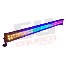 multi color led light bar multicolor flashing 42 inch led light bar with wireless remote for