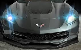 c7 corvette accessories acs five1 carbon flash front bumper grille for c7 corvette