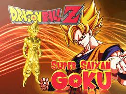 super saiyan goku dragon ball freedownload