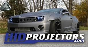 customized camaro 2016 chevy camaro ss headlight customization hidprojectors