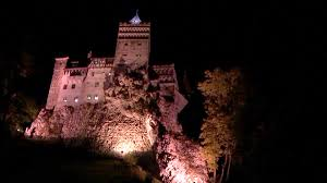 canadians are first to spend the night at dracula u0027s castle in 70