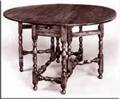 william and mary table table1 jpg