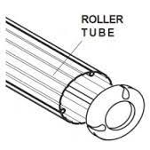 Rv Awning Roller Tube Foot Roller Tube For An 8500 Plus Dometic
