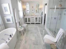 black vanity with mirror sarah richardson design bathroom floor