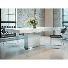 modern black lacquer dining table white lacquered dining table