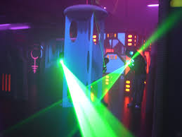 lazer kraze one of the only combination laser tag and indoor