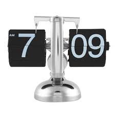 online buy wholesale flip calendar wall clock from china flip