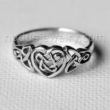 celtic knot ring celtic heart ring infinity celtic heart jewelry silver