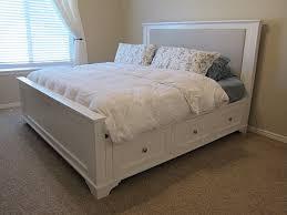 Building Platform Bed Building Platform Bed Frame With Storage Friendly Woodworking