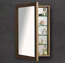 Oak Wall Mounted Display Cabinet Oak Wall Mount Medicine Cabinet