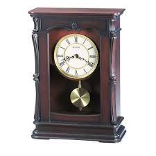 pendulum mantel clocks