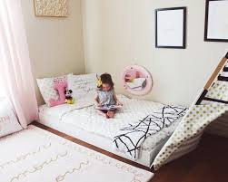 beds on the floor toddler floor beds 101 oh happy play