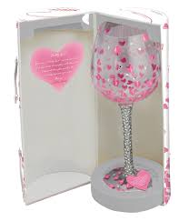 The Kitchen Collection Uk Super Bling Collection Wine Glass Pretty Amazon Co