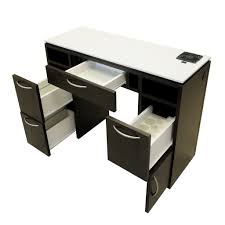 manicure nail table station lns ns430 manicure nail station