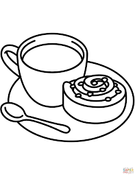 swedish fika coloring page free printable coloring pages