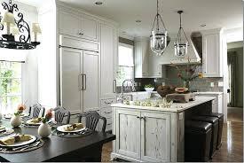 black kitchen island with butcher block top distressed kitchen islands distressed kitchen island distressed
