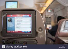 Delta Airlines Inflight Movies by Inflight Entertainment Stock Photos U0026 Inflight Entertainment Stock