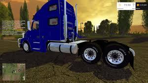 volvo 760 truck volvo vnl 780 blue truck farming simulator 2017 2015 15 17