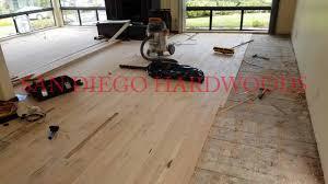 Repair Wood Floor San Diego Hardwood Floor Refinishing 858 699 0072 Fully Licensed