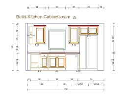 Kitchen Cabinet Drawings Download This Sample Kitchen Cabinet Plan Easy To Build