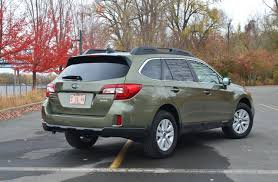 customized subaru outback everyman 2016 subaru outback u2013 limited slip blog