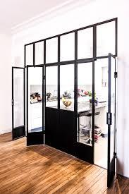 separation verriere cuisine verrières et portes métal