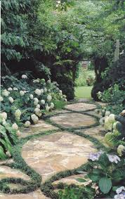 Flagstone Walkway Design Ideas by