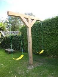Backyard Swing Ideas 16 Fantastic Swings For Your Backyard Compact Swings And Backyard