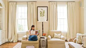 Window Treatments For Living Room Window Treatments Southern Living