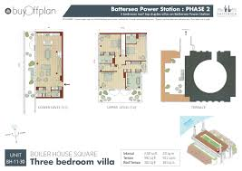availability 3 bedroom roof top duplex villa for sale in boiler house square