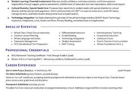 Substitute Teacher Resume Examples by Resume Achievements Winning Resume Outline Achievement Resume