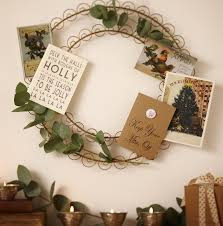 christmas cards holders christmas lights card and decore