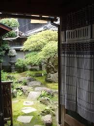 creative small courtyard garden design ideas japanese courtyard garden naoshima photo from