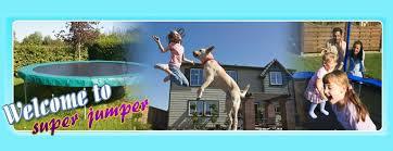 Safest Trampoline For Backyard by Trampolines For Sale At Superjumper Our Goal The Safest Trampoline