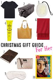 christmas gift ideas for a seasoned traveller for her first