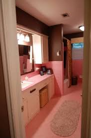pink tile bathroom ideas remodeling tips you can use to hide pink bathroom tile