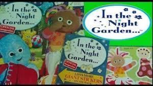 night garden magazine free bathtime makka pakka toy