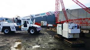 tower cranes and panel i select cranes and rigging