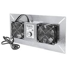 crawl space exhaust fan crawl space ventilator 220cfm electric 2 fan blower basement exhaust
