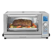 Cuisinart Tob 195 Exact Heat Toaster Oven Broiler Stainless Cuisinart Deluxe Convection Toaster Oven Broiler